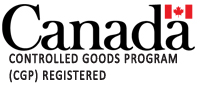 Controlled Goods Program Registered