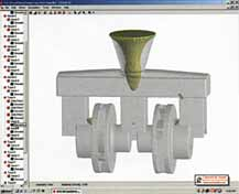 3d solidification modeling software for investment casting